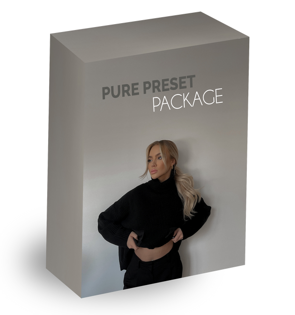 Pure Mobile Preset Package