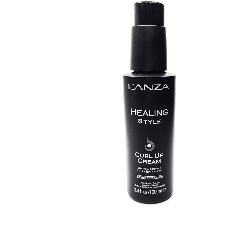 L'ANZA HEALING STYLE CURL UP CREAM 100ML