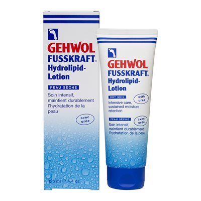GEHWOL FUSSKRAFT HYDROLIPID-LOTION 125ML