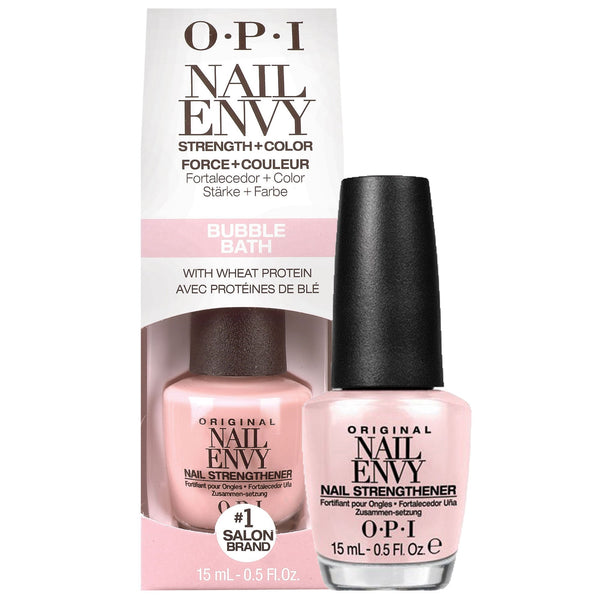 O.P.I. NAIL ENVY BUBBLE BATH FORTIFIANT POUR ONGLES 15ML