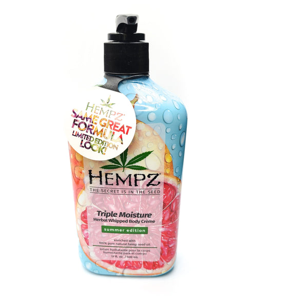HEMPZ LOTION HYDRATANTE TRIPLE MOISTURE 500ML