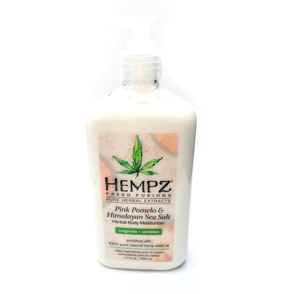 HEMPZ LOTION HYDRATANTE PINK POMELO & HIMALAYAN SEA SALT 500ML