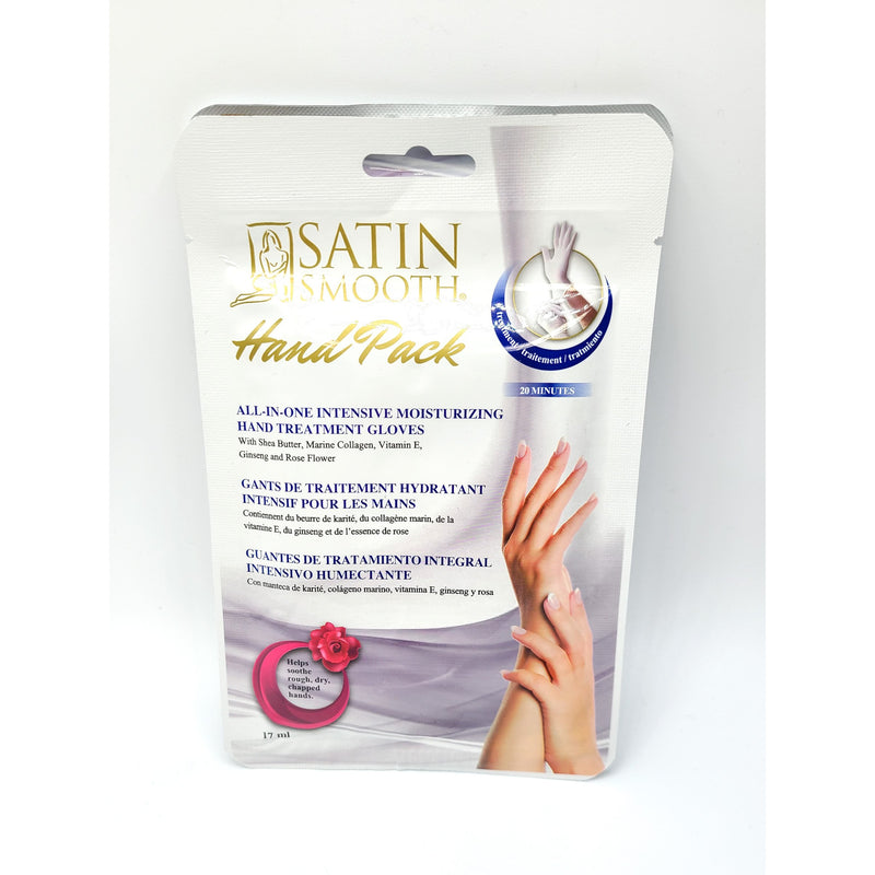 SATIN SMOOTH HAND PACK 17 - ML