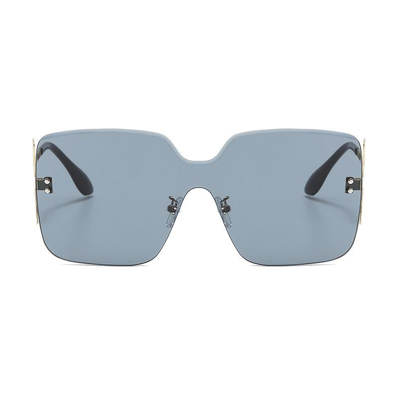 8 Colors Ocean Conjoined Lens Sunglasses