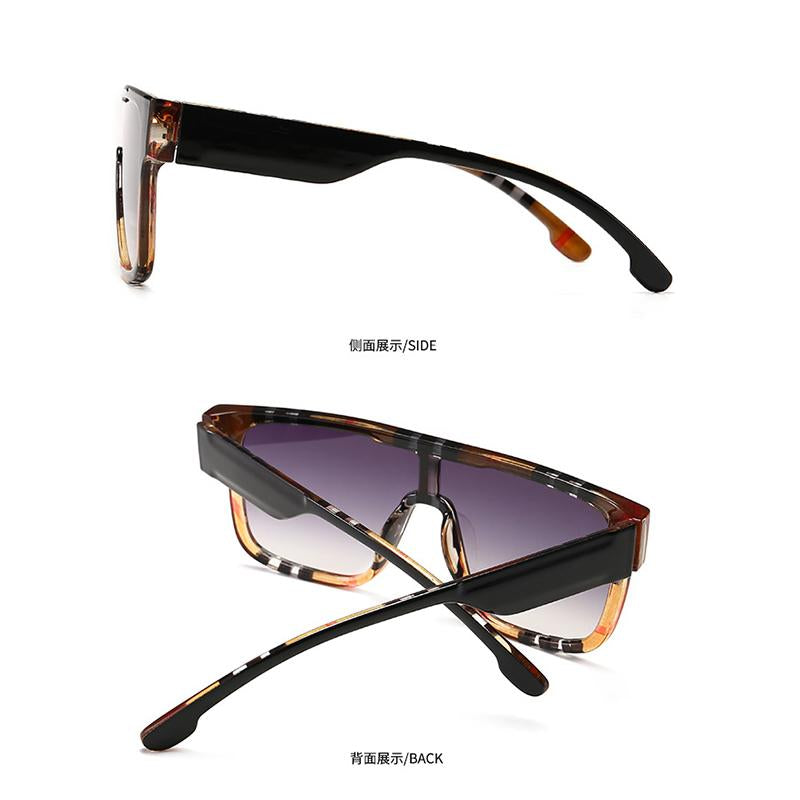 6 Colors Fashion Cat Eye Square Frame Sunglasses