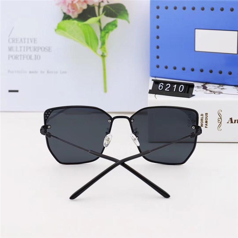 5 Colors Little Bee Metal Frame Polarized Sunglasses