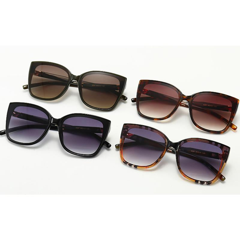 3 Colors Fashion Cat Eye Sunglasses