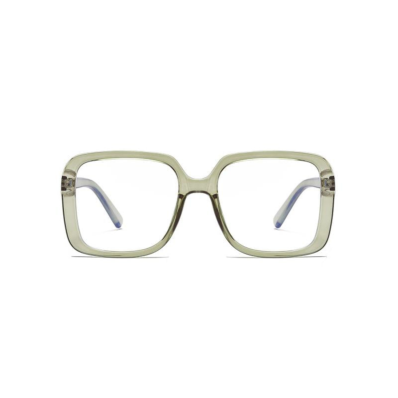 6 Colors Anti Blue Light TR90 Square Glasses