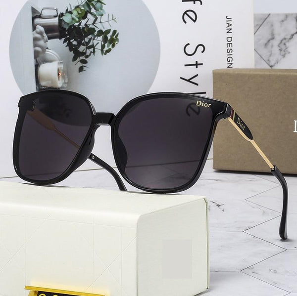 5 Colors Retro Gradients Sunglasses
