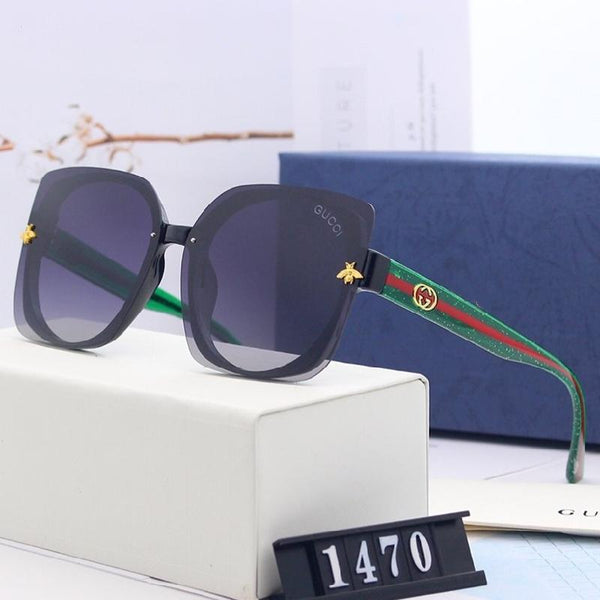 5 Colors Classics Inner Frame Polarized Sunglasses
