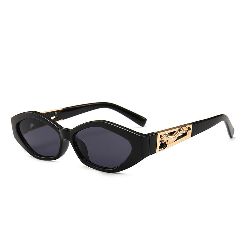 8 Colors Jumping Cheetah Small Frame Sunglasses