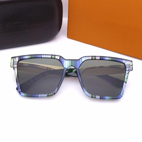 4 Colors Multicolour Square Sunglasses