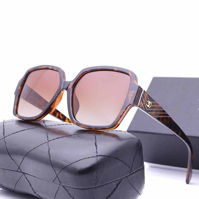 6 Colors Classical Square Diagonal Sunglasses