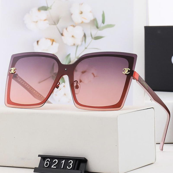 5 Colors Big Frame Polarized Sunglasses