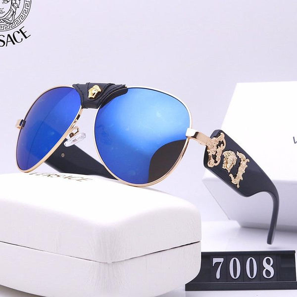 9 Colors Classical Big Round Sunglasses