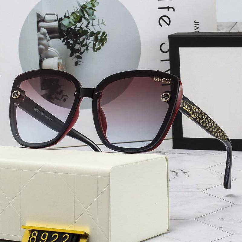5 Colors Little Letter Temple Sunglasses