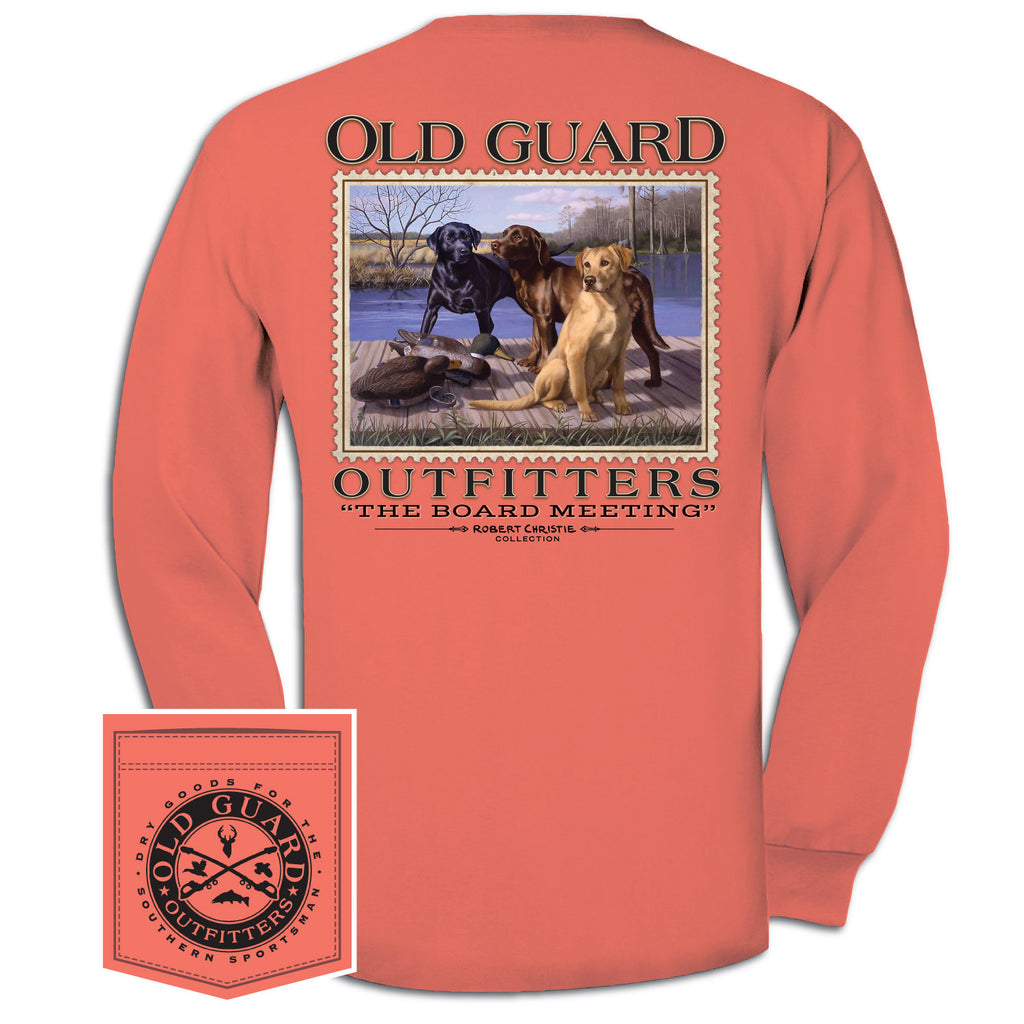 The Board Meeting Long Sleeve