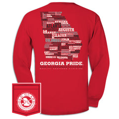Georgia Letterpress Long Sleeve