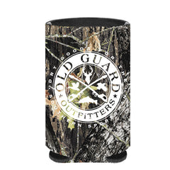 Licensed Camo Koozie