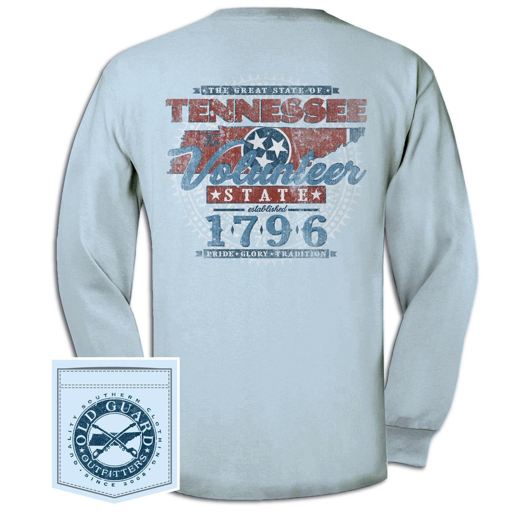Tennessee State Seal Long Sleeve