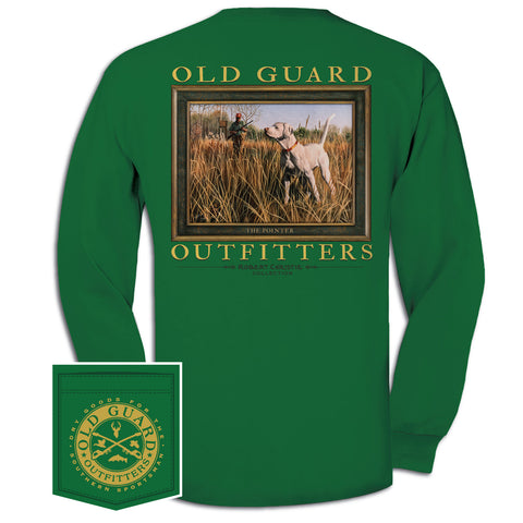 The Pointer Long Sleeve