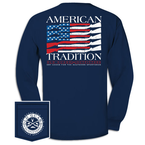 American Tradition Long Sleeve