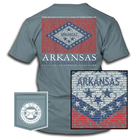 Arkansas City Flag