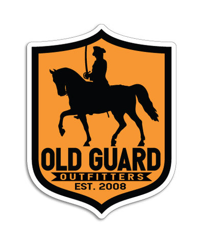 Cavalry Sticker