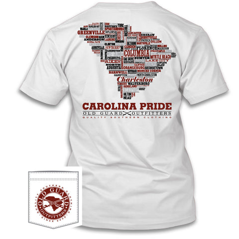 South Carolina Letterpress