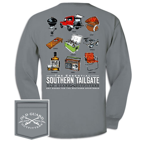 Tailgate Long Sleeve