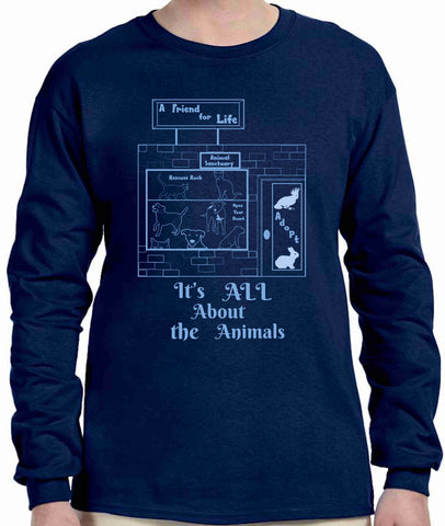 All About Animals - Long Sleeve