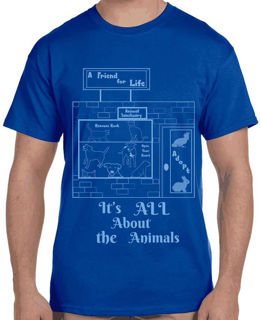 All About Animals Adult