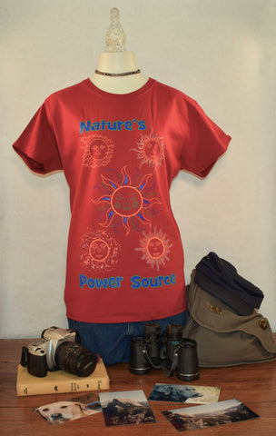 Nature's Power Source - Feminine Fit