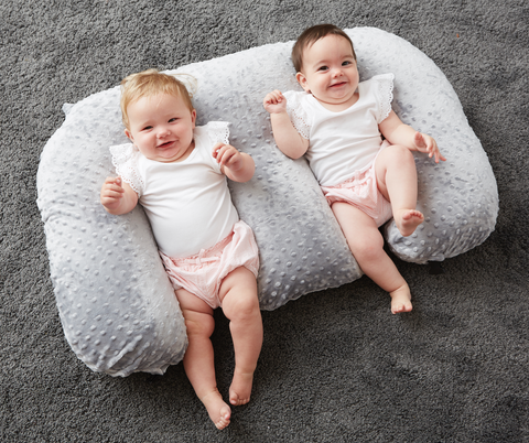 twin feeding pillow things for twins