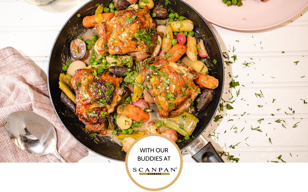 FREE - Best One Pan Chicken with Spring Veggies - April 21, 4pm PT / 7pm ET