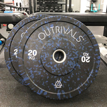 Load image into Gallery viewer, OUTRIVALS Hi-IMPACT OLYMPIC WEIGHT PLATES