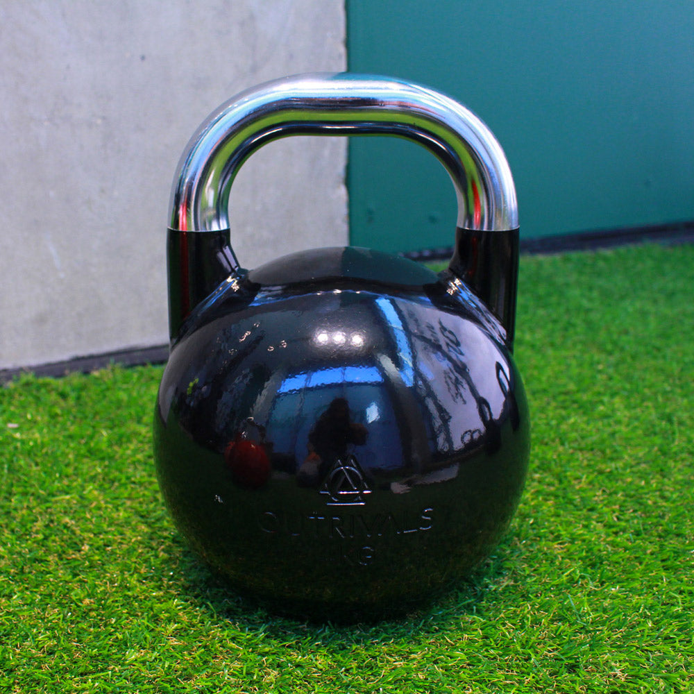 Outrivals Competition Steel Kettlebells
