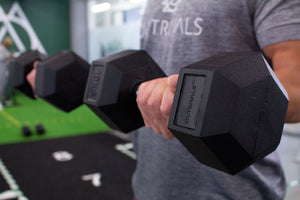 OUTRIVALS HEX DUMBBELL PAIRS