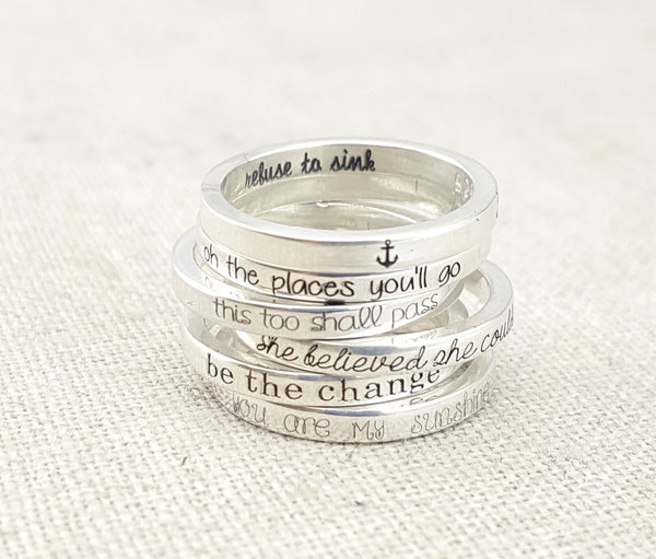 Inspiration Rings