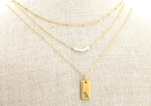 Bird Layering Necklace