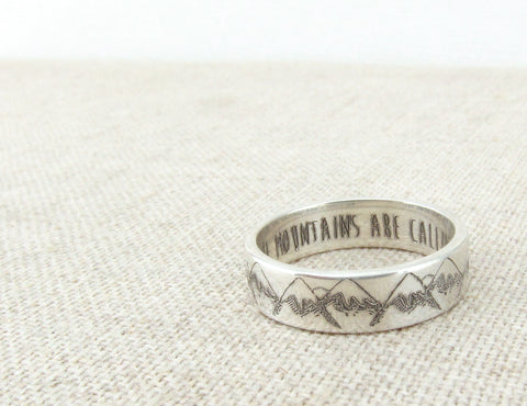 Mountains Ring