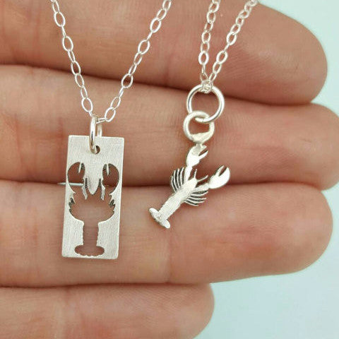 Lobster Necklace Set