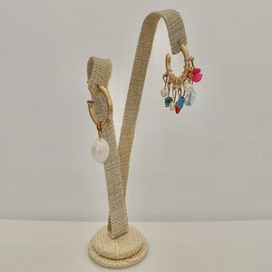 Desigual Pearls Earrings