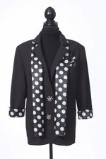"Load image into Gallery viewer, ""Connect The Dots"" Blazer"