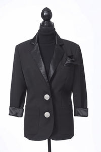 """Nip and Tux"" Blazer"