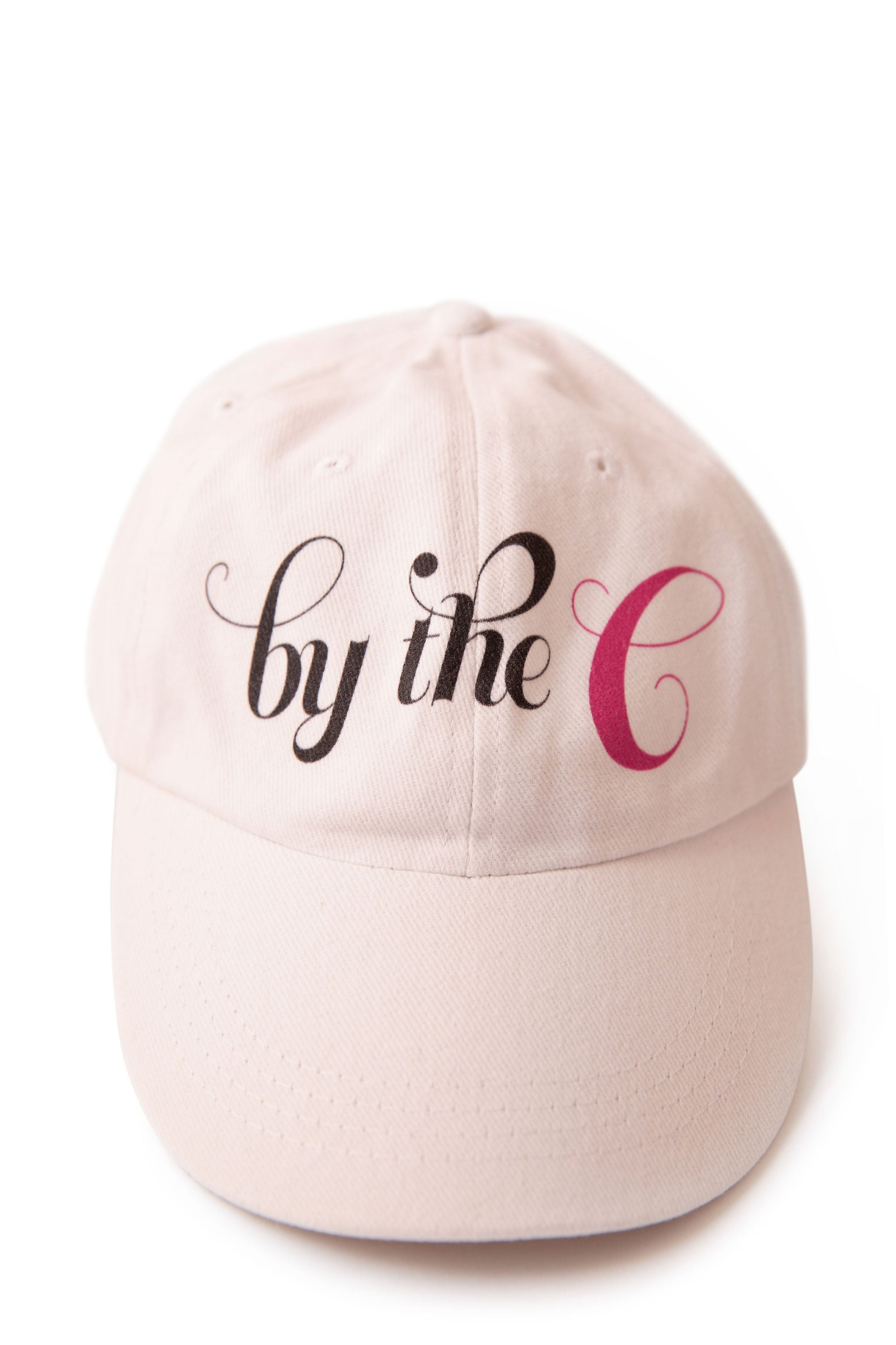 """by the C"" Baseball Hat"