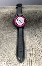 Load image into Gallery viewer, Everything Girlie Watch (Black Strap)