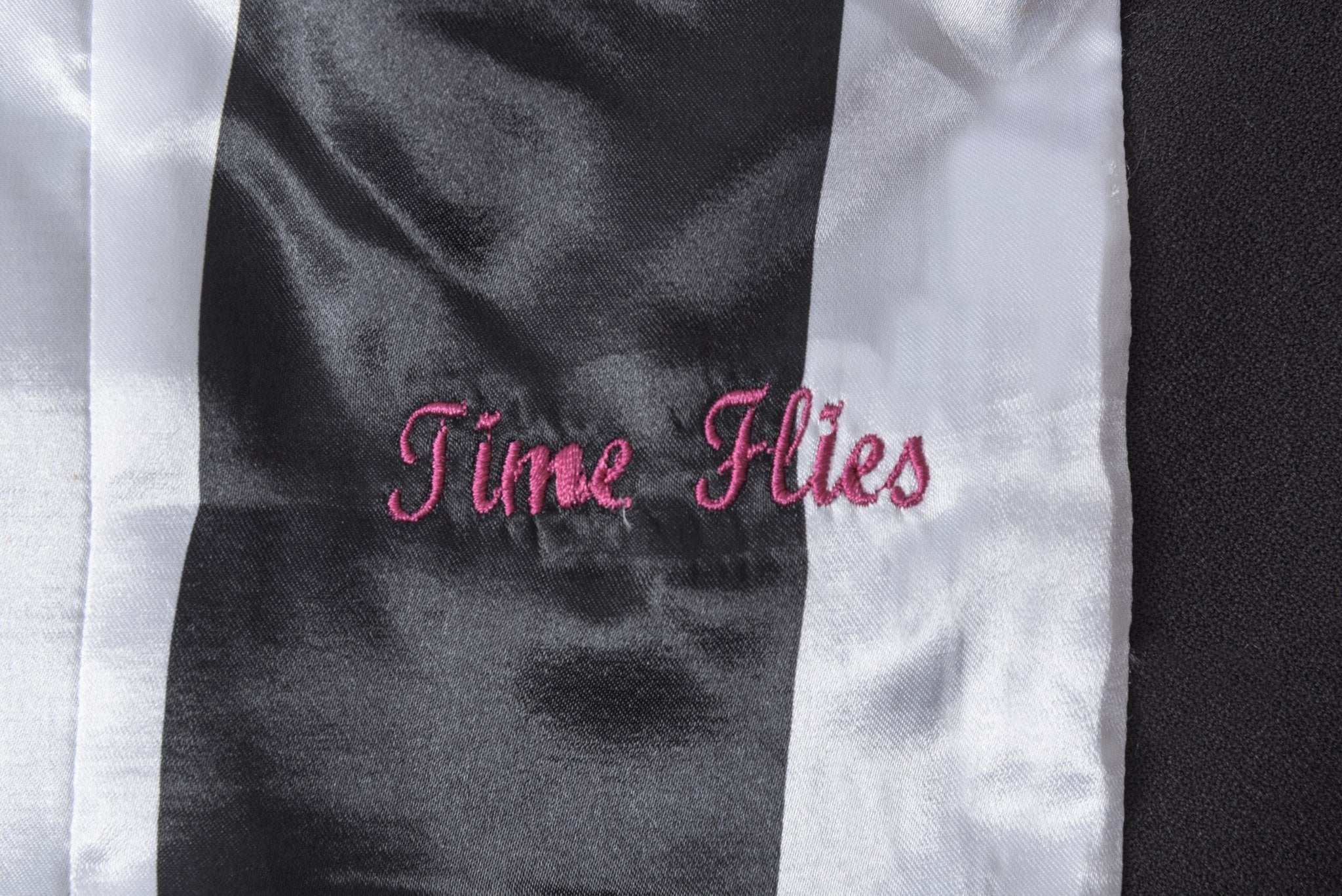 """Time Flies"" Blazer"