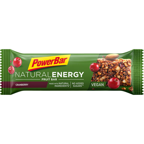 Tyčinka PowerBar Natural Energy Fruit
