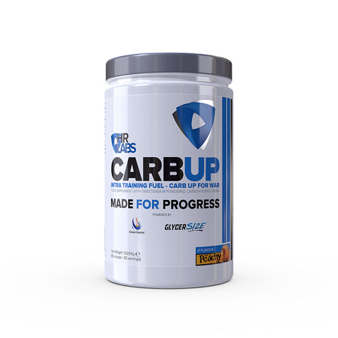 CARB UP UP LIFE IS PEACHY (30 Servings)